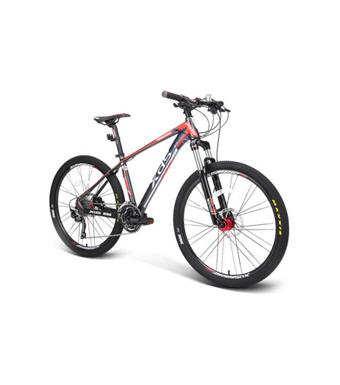 300A山地自行车休闲运动级超轻铝合金24速双碟刹山地车